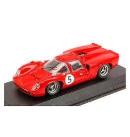 Lola Lola T70 Coupe #5 Winner GP Sweden 1967 - 1:43 - Best Model