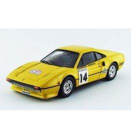 Ferrari Ferrari 308 GTB Coupe #14 Tour de France 1985 - 1:43 - Best Model