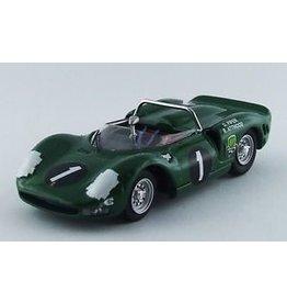 Ferrari Ferrari P2 Spider #1 Winner 9H Kyalami  South-Africa 1965 - 1:43 - Best Model