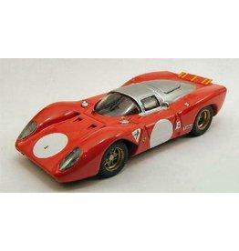 Ferrari Ferrari 312P Coupe #0 Testcar Monza (Italy) 1969 - 1:43 - Best Model