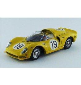 Ferrari Ferrari 365P2 Spider #19 Testcar 24H Le Mans 1966 - 1:43 - Best Model