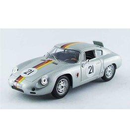 Porsche Porsche Abarth #21 1000km of Paris 1962 - 1:43 - Best Model