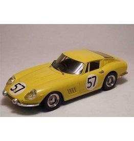 Ferrari Ferrari 275 GTB/4 #57 Ecurie Francorchamps 24H Le Mans 1966 - 1:43 - Best Model