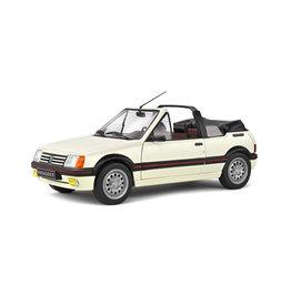 Peugeot Peugeot 205 CTI MK1 1989 - 1:18 - Solido