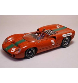 Lola Lola T70 Spider #5 Riverside (UK) 1965 - 1:43 - Best Model