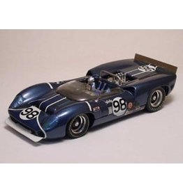 Lola Lola T70 Spider #98 Riverside (USA) 1966 - 1:43 - Best Model