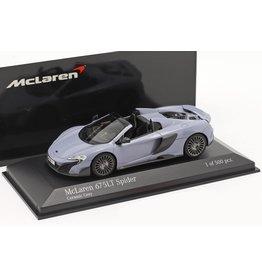 McLaren McLaren 675LT Spider - 1:43 - Minichamps