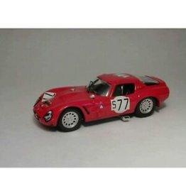 Alfa Romeo Alfa Romeo TZ2 #77 Nürburgring 1966 - 1:43 - Best Model