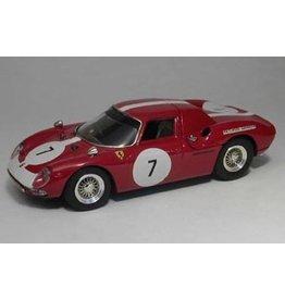 Ferrari Ferrari 250 LM #7 Kyalami (South-Africa) 1966 - 1:43 - Best Model