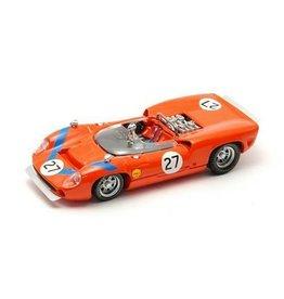 Lola Lola T70 Spider #27 Fuji (Japan) 1968 - 1:43 - Best Model