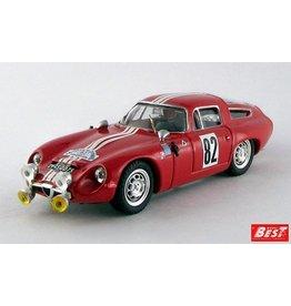 Alfa Romeo Alfa Romeo TZ1 #82 Montpellier (France) 1965 - 1:43 - Best Model