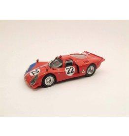 Alfa Romeo Alfa Romeo 33.2 #22 1000km of Paris 1968 - 1:43 - Best Model
