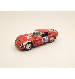 Alfa Romeo Alfa Romeo TZ2 #114 Targa Florio (Sicily) 1966 - 1:43 - Best Model