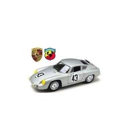 Porsche Porsche 1600GS Abarth #43 Sebring (USA) 1963 - 1:43 - Best Model