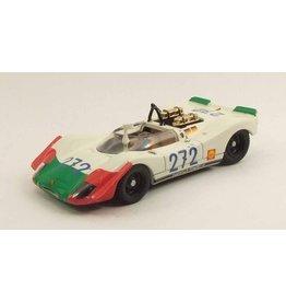 Porsche Porsche 908/2 #272 Targa Florio (Sicily) 1969 - 1:43 - Best Model