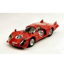 Alfa Romeo Alfa Romeo 33.2 LM #25 Daytona (USA) 1969 - 1:43 - Best Model