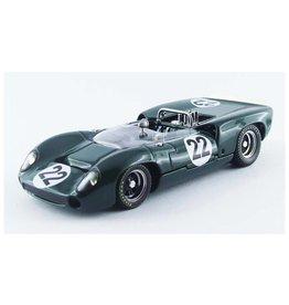 Lola Lola T70 Spider #22 Silverstone (UK) 1966 - 1:43 - Best Model