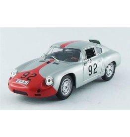 Porsche Porsche 356 Carrera Abarth GTL #92 6th Assoluto Winner Category Gran Tourismo Targa Florio 1961 - 1:43 - Best Model