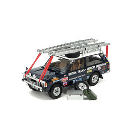 Land Rover Land Rover Range Rover 'The British Trans-Americas Expedition' Ed. 1971-1972 (868K) - 1:18 - Almost Real