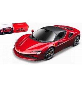 Ferrari Ferrari SF90 Hybrid Stradale 2019 + Showcase - 1:43 - Bburago