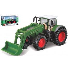 Fendt Fendt Vario 1000 Tractor + Front Loader Scraper 2016 - 1:40 - Bburago