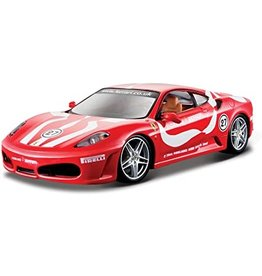 Ferrari Ferrari F430 Coupe Fiorano Racing #27 2004 - 1:24 - Bburago