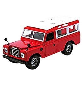 Land Rover Land Rover 110 1976 - 1:24 - Bburago