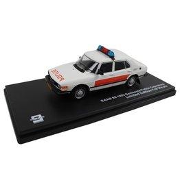 Saab Saab 99 Gemeente Politie Culemborg 1983 - 1:43 - Triple 9 Collection
