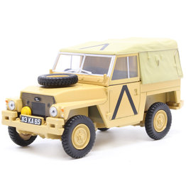 Land Rover Land Rover Lightweight Gulf War - 1:43 - Oxford