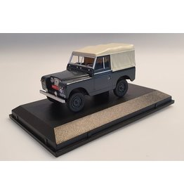 Land Rover Land Rover Series II SWB Canvas RAF Police - 1:43 - Oxford