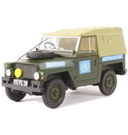 Land Rover Land Rover 1/2 Ton Lightweight United Nations - 1:43 - Oxford
