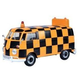 Volkswagen Volkswagen T1 (Type 2) Delivery Van Airport Runway - 1:24 - Motor Max