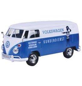 Volkswagen Volkswagen T1 (Type 2) Delivery Van Volkswagen Kundendienst - 1:24 - Motor Max