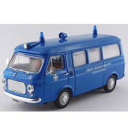 Fiat Fiat 238 Ambulance White Cross Milan Paullo District 1970 - 1:43 - Rio