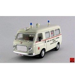 Fiat Fiat 238 Ambulance Dono Della Cassa Di Risparmio Pesaro Volontari Del Soccorso  - 1:43 - Rio