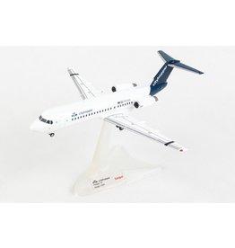 Fokker Fokker 70 'KLM Cityhopper PH-KZE' - 1:200 - Herpa