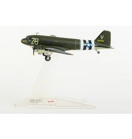 Douglas Douglas C-47A Skytrain 'U.S. Army Air Force D-Day 75th Anniversary 42-2100591 Tico Belle' - 1:200 - Herpa