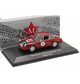 Porsche Porsche 911 S #7 Bavaria Rallye 1970 - 1:43 - CMR Classic Model Replicars