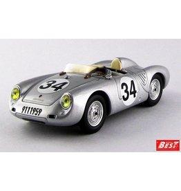 Porsche Porsche550RS Spider #33 24H Le Mans 1957 - 1:43 - Best Model