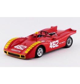 Fiat Fiat Abarth 2000 Spider #462 Winner Sestriere (Italy) 1970 - 1:43 - Best Model