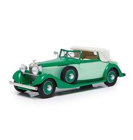 Hispano-Suiza Hispano Suiza J12 Drophead Convertible Open by Fernandez & Darrin 1934 - 1:18 - Esval Models