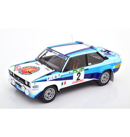 Fiat Fiat 131 Abarth #2 Rally Portugal 1980 - 1:18 - IXO Models