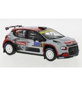 Citroen Citroen C3 R5 #21 Rally WM Rally Estonia 2020 - 1:43 - IXO Models