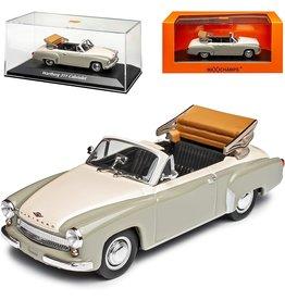 Wartburg Wartburg 311 Cabriolet 1958 - 1:43 - MaXichamps