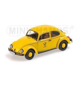 Volkswagen Volkswagen 1200 ''Deutsche Bundespost'' 1977 - 1:43 - Minichamps