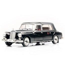 Mercedes-Benz Mercedes-Benz 300d Landaulet State City Of Vatican 1960 - 1:43 - Norev