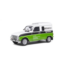 Renault Renault 4 F4 ''Renault Agriculture'' 1988 - 1:18 - Solido
