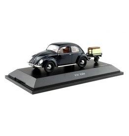 Volkswagen Volkswagen Käfer + Anhänger - 1:43 - Schuco