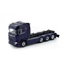 Scania Scania Next Gen. R-Series CR20N Rigid Truck 8x4 Hookarm  - 1:50 - Tekno