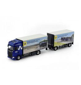 Scania Scania Next Gen. S-Serie Highline Rigid Truck 4x2 + Trailer 2 Axle 'Widmer' - 1:50 - Tekno